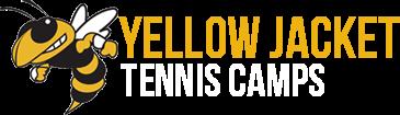 Yellow Jacket Tennis Camps Logo